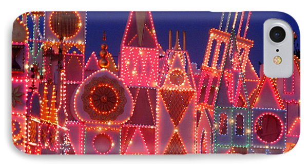 It's A Small World   IPhone Case