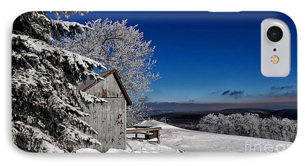 It's Got A Million Dollar View IPhone Case by Lois Bryan