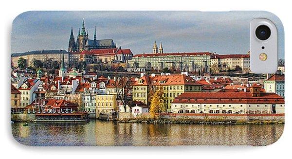 It's Prague IPhone Case