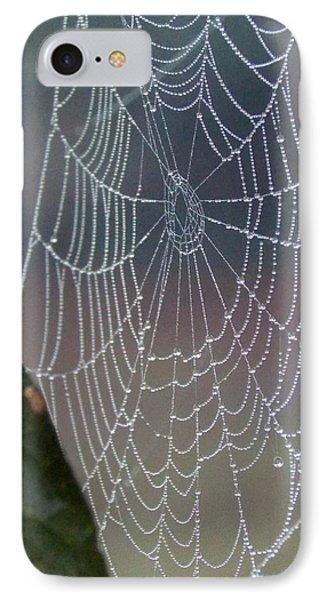 Ittsy Bittsy Spider Phone Case by John Glass