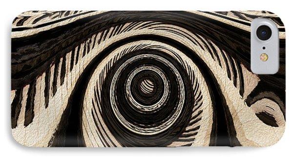 Ivory Phone Case by Jack Zulli