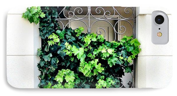 Ivy IPhone Case by Julie Gebhardt