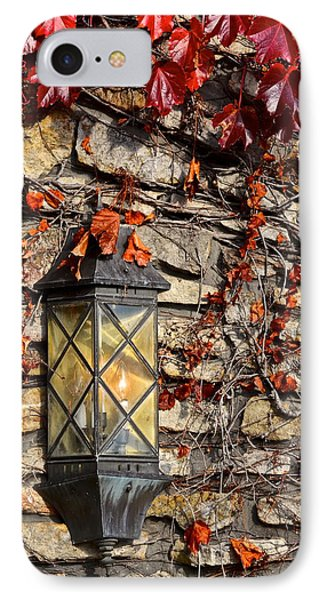 Ivy Lantern IPhone Case by Frozen in Time Fine Art Photography