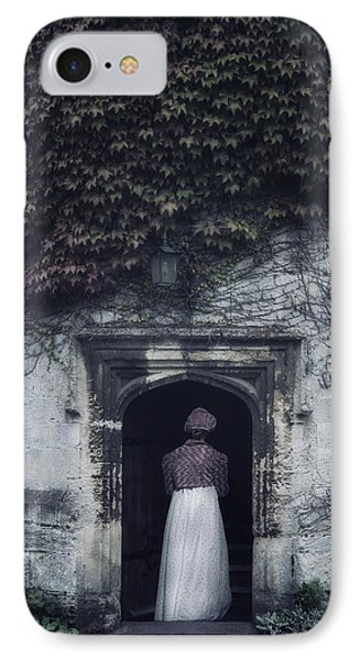 Ivy Tower Phone Case by Joana Kruse