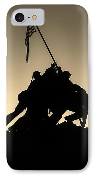 Iwo IPhone Case by Robert Geary