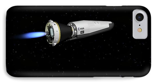 Ixv Re-entry Vehicle IPhone Case by Esa-j.huart