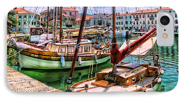 Izola Impressionist IPhone Case by Graham Hawcroft pixsellpix