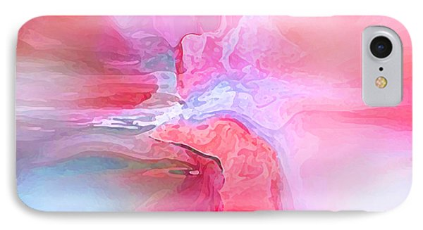 jAbstract Spiritual Hot Springs Phone Case by Sherri  Of Palm Springs