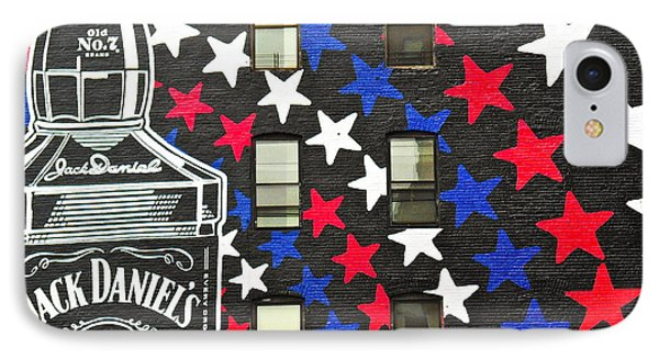 IPhone Case featuring the photograph Jack Daniel's Wall Art by Joan Reese