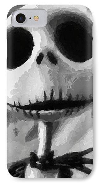 Jack IPhone Case by Joe Misrasi