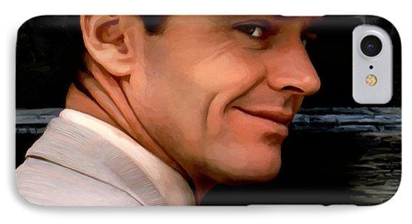 Jack Nicholson @ China Town IPhone Case