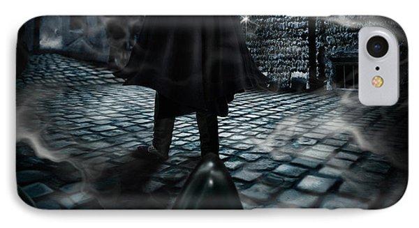 Jack The Ripper IPhone Case