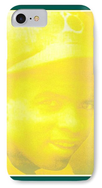 jackie Robinson 2 Phone Case by Tracie Howard