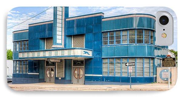 Jackson Mississippi Greyhound Bus Station I IPhone Case