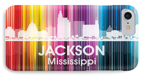 Jackson Ms 2 Phone Case by Angelina Vick