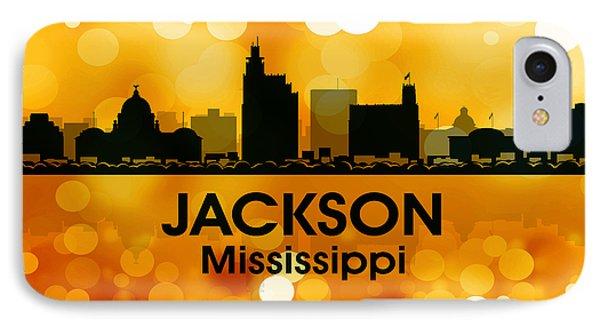 Jackson Ms 3 Phone Case by Angelina Vick
