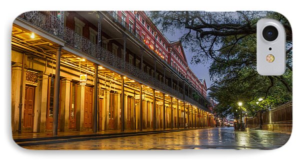 Jackson Square Reflections IPhone Case by Tim Stanley
