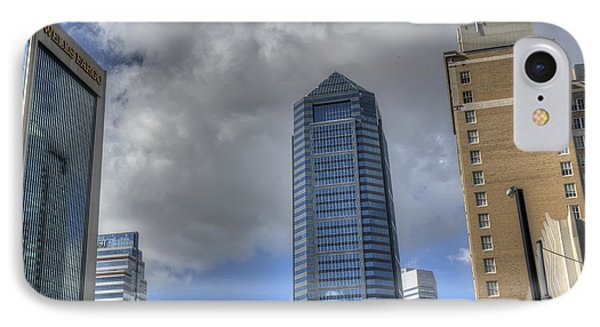 Jacksonville Tall Office Buildings IPhone Case