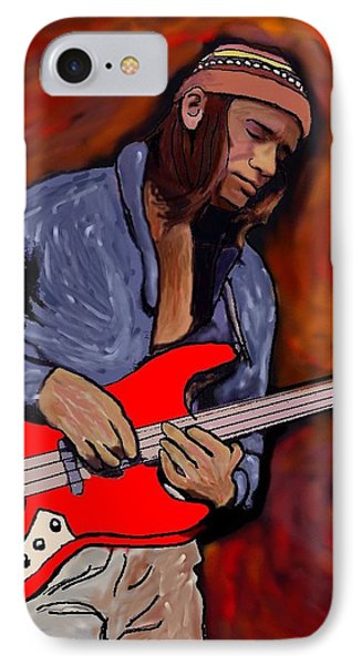 Jaco IPhone Case by Rob Peters