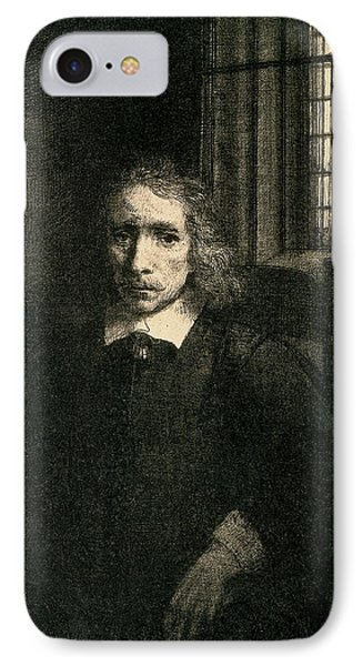 Jacob Haaringh IPhone Case by Rembrandt