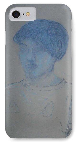 Jacob Stewart Phone Case by James Eye