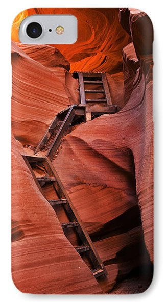 Jacob's Ladder Phone Case by Mike  Dawson