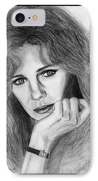 Jacqueline Bisset In 1983 Phone Case by J McCombie
