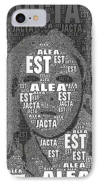 Jacta Est Alea IPhone Case