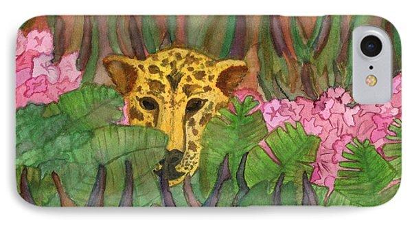 Jaguar Prowl IPhone Case
