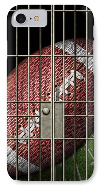 Jailed Football IPhone Case