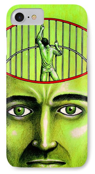 Jailer Of The Your Own Prison IPhone Case