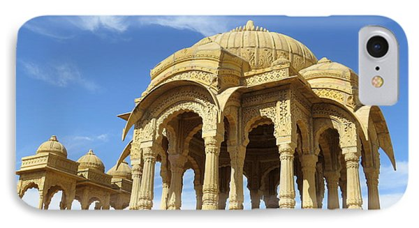 Jaisalmer Cenotaph IPhone Case