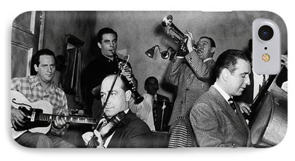 Jam Session, 1947 Phone Case by Granger