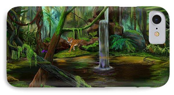 Jambalaya Jungle IPhone Case