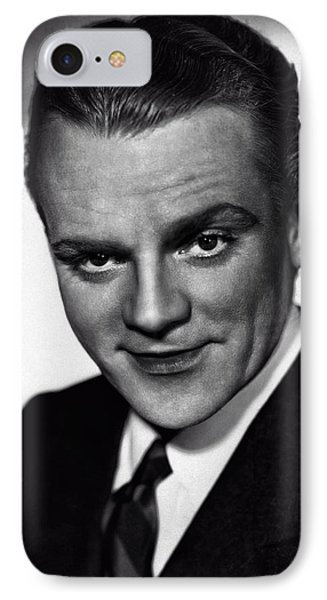 James Cagney IPhone Case by Doc Braham