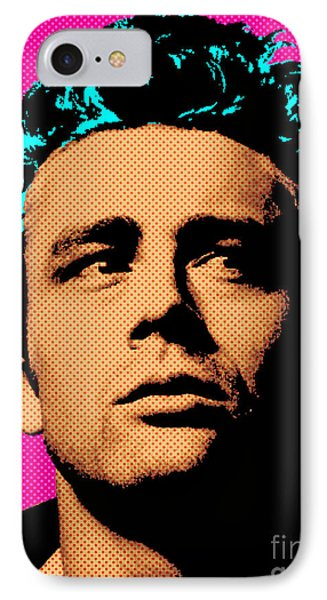 James Dean 001 IPhone Case