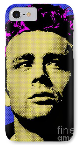 James Dean 002 IPhone Case