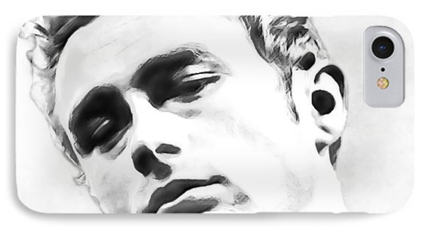 James Dean IPhone Case by David Blank