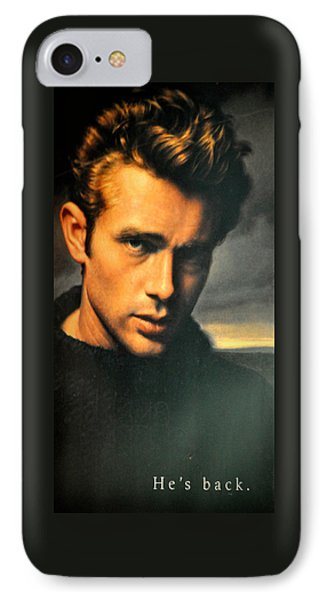James Dean IPhone Case by Jay Milo