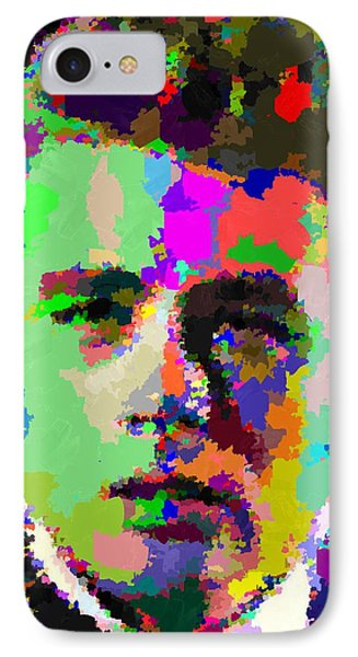 James Dean Portrait IPhone Case