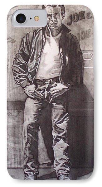 James Dean Phone Case by Sean Connolly