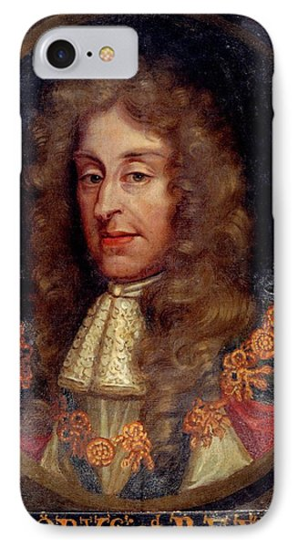 James II IPhone Case by British Library