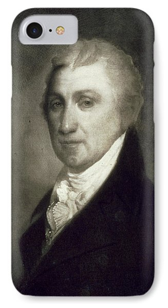 James Monroe IPhone Case by American School