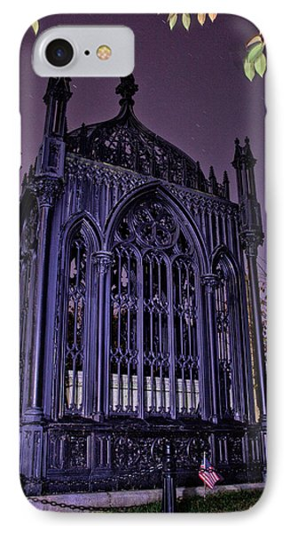 James Monroe Tomb IPhone Case by Jemmy Archer