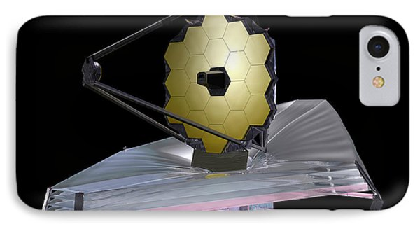 James Webb Space Telescope IPhone Case by Nasa