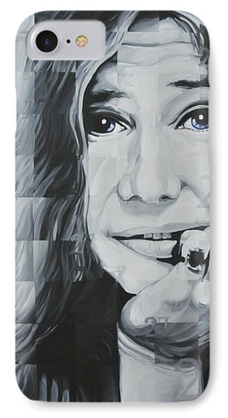 Janis 27 IPhone Case by Steve Hunter