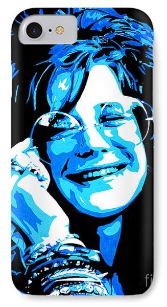 Janis Joplin. IPhone Case