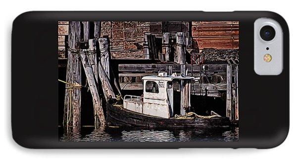 IPhone Case featuring the digital art Janis by Richard Farrington