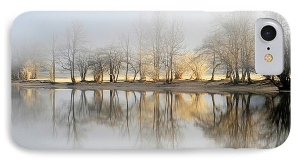Dawn iPhone 7 Case - January Morning by Bor
