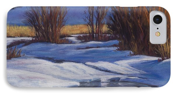 January Thaw IPhone Case